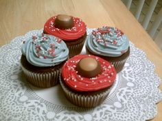 super cute cupcakes #teamks #kendrascott