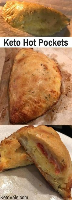 Low carb Hot Pockets