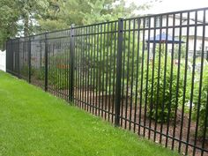 Cheap+Fence+Ideas | BACKYARD FENCE DESIGNS - THE FENCE