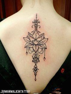 Mandala Tattoo Sleeve, Lotus Mandala Tattoo, Mandala Flower Tattoos, Mandala Tattoo Design, Sternum Tattoo, Sleeve Tattoos, Tattoo Designs, Birth Tattoo, Mini Tattoos