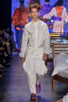 Ronaldo Fraga Fall/Winter 2016/17 - Sao Paulo Fashion Weektitle=