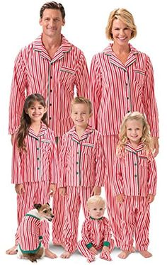 PajamaGram Matching Family Christmas Pajamas - Matching Christmas Pajamas 0beb7d2b6