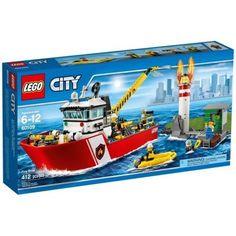 Kup teraz na allegro.pl za 237,00 zł - KLOCKI LEGO CITY 60109 ŁÓDŹ STRAŻACKA SZCZECIN (6572875875). Allegro.pl - Radość zakupów i bezpieczeństwo dzięki Programowi Ochrony Kupujących!