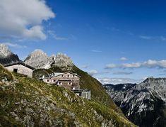 Innsbrucker hütte: Bergerlebnis auf 2369 m
