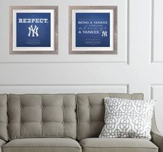 """Pay tribute to one of the greatest baseball legends ever to live with these new """"Always a Yankee"""" and """"RE2PECT"""" typography art prints - now available in my etsy shop #etsy #etsyshop #jeter #derek #derekjeter #ny #nyyankees #yankees #RE2PECT #legend #yankee #mlb #baseball #yankeefan #baseballfan #sports #thecaptain #captain #typography #wallart #gift #fan #sportsfan #jeterfan #yankeegirl #memorabilia #newyork #baseballplayer"""