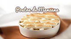 POSTRE de MILO con Galletas Ducales  【 LA MEJOR RECETA 】✅ Apple Pie, Desserts, Food, Memes, Apple Desserts, Milk Cans, Homemade Recipe, Dessert Recipes, Cookies