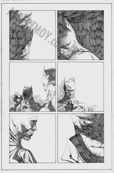 jae lee @ Albert Moy Comic Art