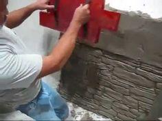Как самому штамповать бетон 12 $/кг формы полиуретановые Украина, Киев, Львов, Донецк, Апостолово - YouTube