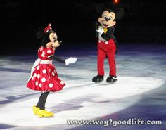 Disney on Ice Mickey