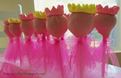 princess and superhero cake pops | By the way, so happy that everyone liked my superhero masks . The boys ...