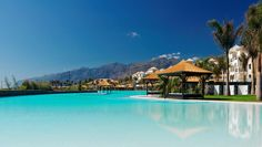 Gran Melia Palacio de Isora Resort and Spa, Canary Islands
