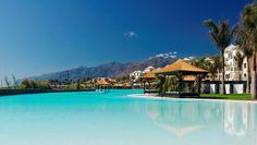 Gran Melia Palacio de Isora Resort and Spa, Canary Islands