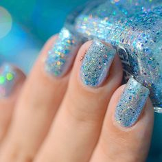 <3 <3 Glam Polish - Ice Palace from The Limited Edition Got The Blues Trio