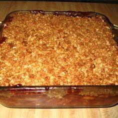 Apple Crisp II Recipe - Allrecipes.com