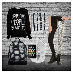 Untitled #44 by mad-hatter-gone-insane on Polyvore featuring Tripp, Mi-Pac, Wet Seal and Samsung