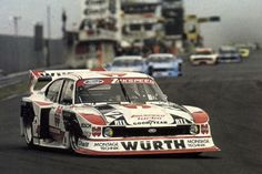 Ford Capri Group 5 race car - Zakspeed