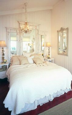 mirrors for a headboard