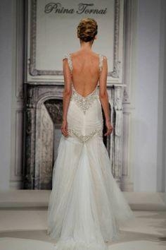 abito da sposa Pnina Tornai Spring 2014