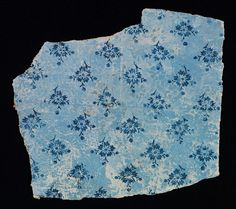 Wallpaper | V Search the Collection  Late 18th or early 19th century E.2247-1966