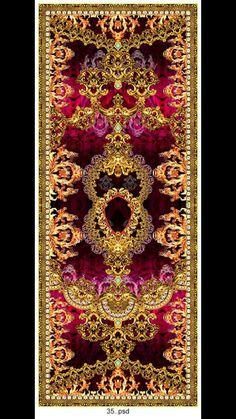 DIGITAL PRINT KAFTAN Flowery Wallpaper, Sunset Wallpaper, Fractal Design, Fractal Art, Robin Logo, Black Texture Background, Flower Art Images, Mosaic Flower Pots, Wine Photography