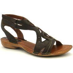 Sandales Couleur Abricot Espresso Type Coco Tongs X1809d Femme Marque Marron Chaussures De Pour T76qII