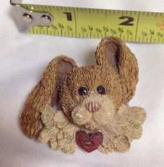Rabbit Pin Great For Easter Or Someone Who Loves Every Bunny