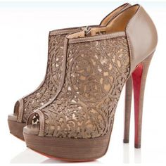 Louboutin. If only.