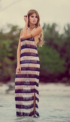 anna-kosturova-bardot-maxi-navy-cream-stripes
