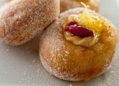 Le graffe al limone: la ricetta è di Francesco Guida ... c'è bisogno di aggiungere altro?