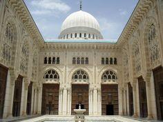 Emir Abdelkader Mosque in Constantine – Argelia