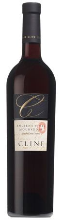 the best!  Cline Ancient Vines Mourvedre 2010 Contra Costa County    Smooth wine - hint of chocolate and a deep plum flavor.