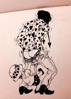 Law&corazon/art by「jin」