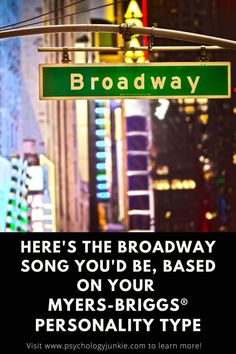 Find out which Broadway song you'll relate to, based on your Myers-Briggs® personality type. #MBTI #Personality #INFJ #INFP Intj Personality, Infj Infp, Isfj, Infp Quotes, Myers Briggs Personalities, Meaningful Life, Find Someone Who, She Song