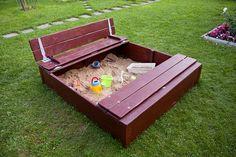 Блог Ивана Круглова - Как сделать песочницу своими руками?!