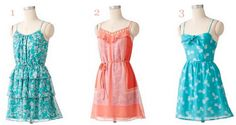 pretty dresses for summer by lc lauren conrad collection
