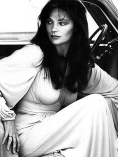 Jacqueline Bisset, Paris Vogue, 1973.