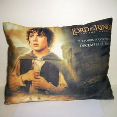 The Lord of the Rings pillow