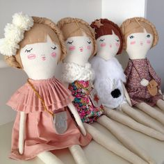 Bringing you a range of delightful dolls & accessories that are on trend & handmade in Australia. All orders are sent via standard post....