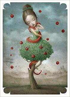 Carte postale, La Marelle, 2€