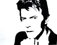 David Bowie pop art by Josilk on DeviantArt