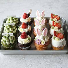 Mini Cupcakes, Desserts, Food, Instagram, Tailgate Desserts, Deserts, Essen, Postres, Meals