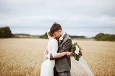 A Watters Wtoo Dress and Tassled Shawl for A Beautiful, Scottish Wedding in the Woods | Love My Dress® UK Wedding Blog