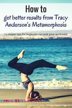 Tracy Anderson's Metamorphosis