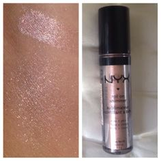 Absolute perfection. Always gets compliments. Highlight eyes, face, body. NYX Review with TIPS