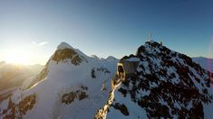 Matterhorn Glacier Paradise The Zermatt Bergbahnen AG take visitors right to Europe's highest moun. Zermatt, Swiss Ski, Swiss Alps, Mountains In Italy, Best Ski Resorts, Ski Holidays, Switzerland, Places To Travel, Trip Advisor