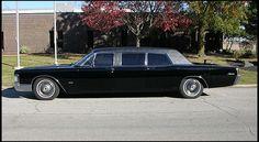 1968 Lincoln  Limousine by Lehmann Peterson