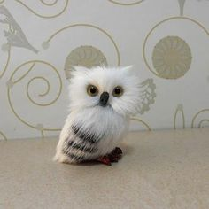 High Cute For Harry Potter Snowy Owl Hedwig Letter Delivery Doll Cute Toys Halloween gift for children Owl Christmas Tree, Christmas Gifts For Kids, Christmas Things, Holiday Gifts, Christmas Ideas, Hedwig Owl, Owl Pet, Owl Ornament, Harry Potter Gifts