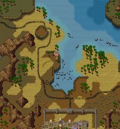 Xp this is the best world map tileset ever rpg maker xp map xp this is the best world map tileset ever rpg makerworld maps gumiabroncs Images