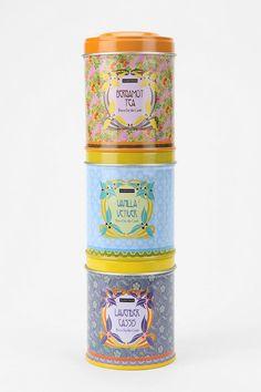 Paddywax Candle Tea Tin Candle