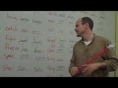 Irregular Verbs Grammar Rap Song | Leren.Hoe?Zo!